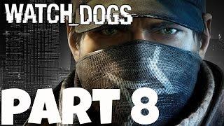 Watch Dogs Walkthrough-Part 8-Hacking the Laptop!