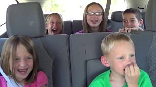Surprising kids with Disneyland trip (mean trick)