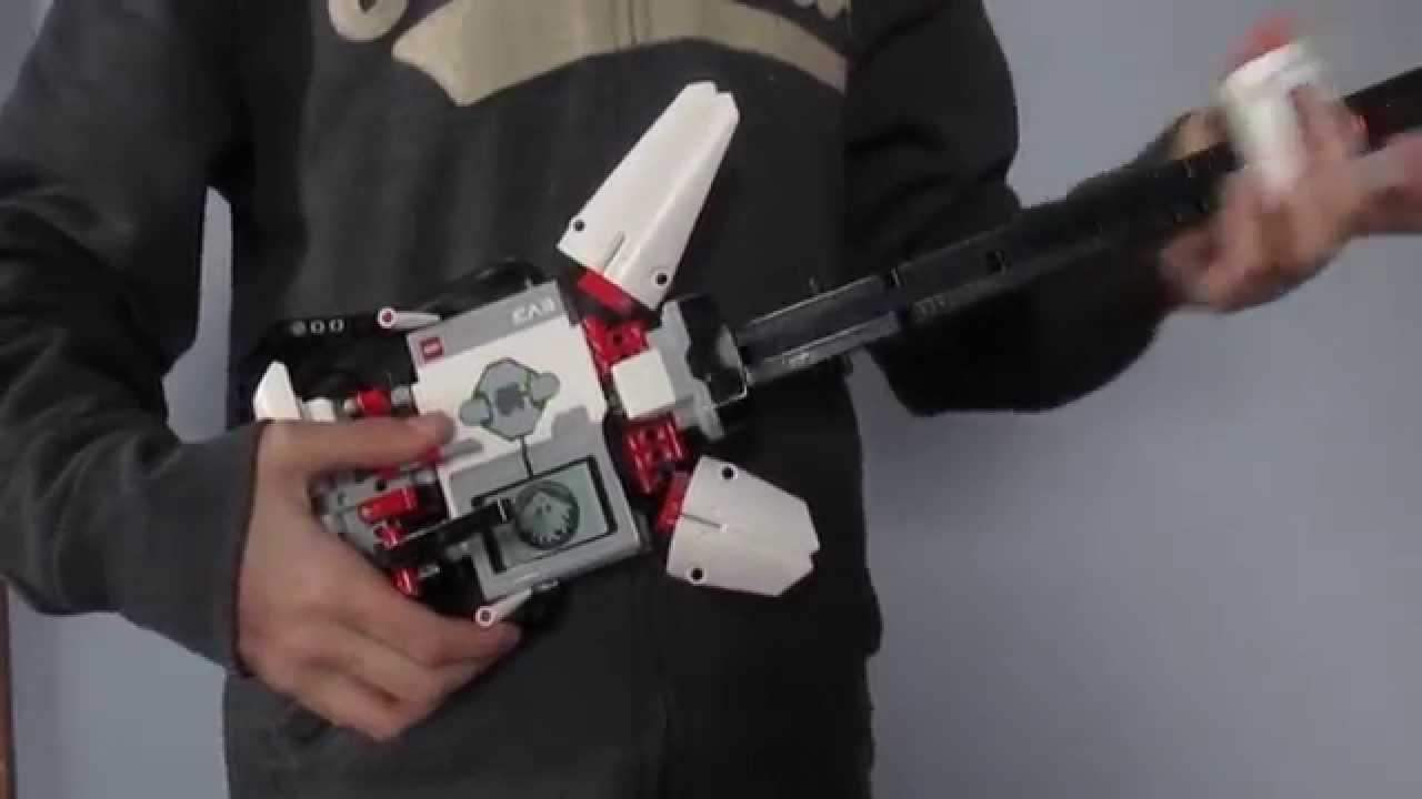 Lego EV3 El3ctric Guitar