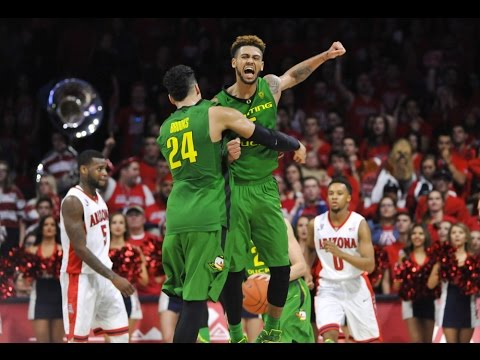 College Basketball Best Moments of 2017