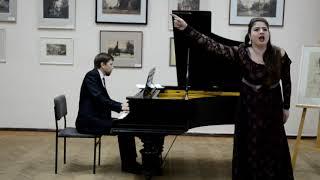 Ельнара Алієва(вокал) М.Римський-Корсаков Сцена і арія Любаши з опери«Царська наречена»