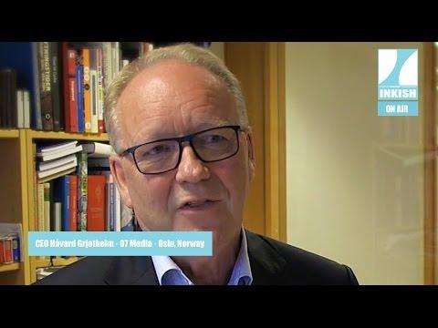 INKISH.TV Proudly presents: CEO Håvard Grjotheim · 07 Media, Norway