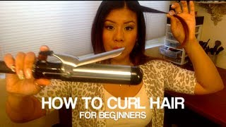 How to: Curl Hąir for beginners