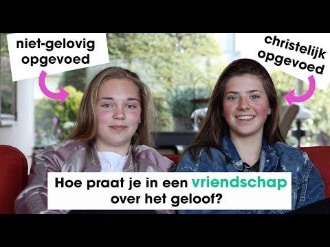 'Hoe Praat Je Over Het GELOOF In Een Vriendschap?' #VLOG