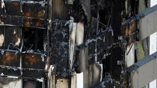 Officials searching for cause of London high rise fire