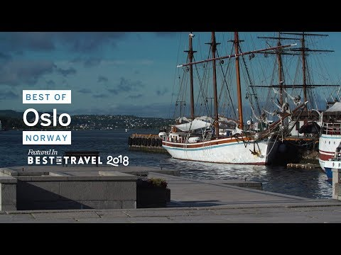 Oslo - Lonely Planet Best in Travel 2018