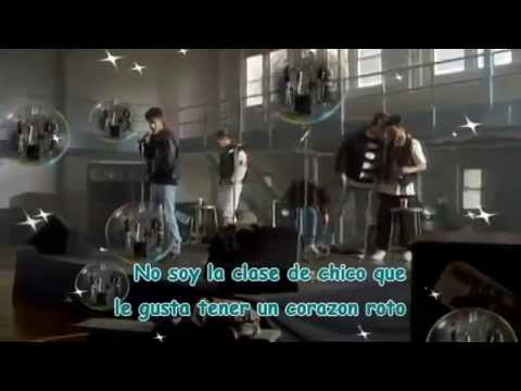 New Kids On The Block-I'll Be Loving You Forever(Subtitulos En Español)