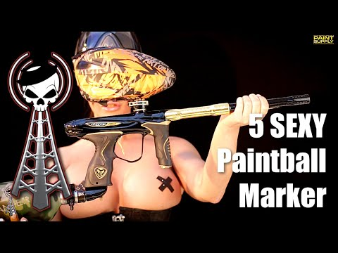 Sexy Markers of Paintball