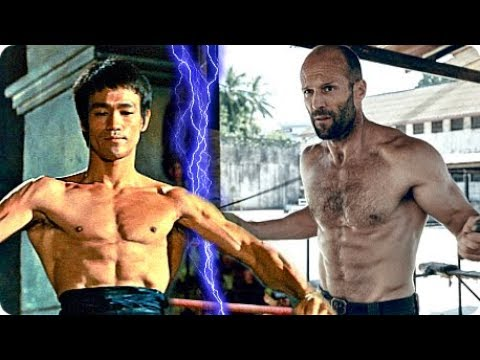 WOULD JASON STATHAM BEAT BRUCE LEE IN A FIGHT?! -☯ Jeet Kune Do VS Krav Maga, Taekwondo.