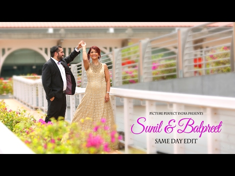 This Big Fat PUNJABI-SINDHI wedding will make you fall in love...