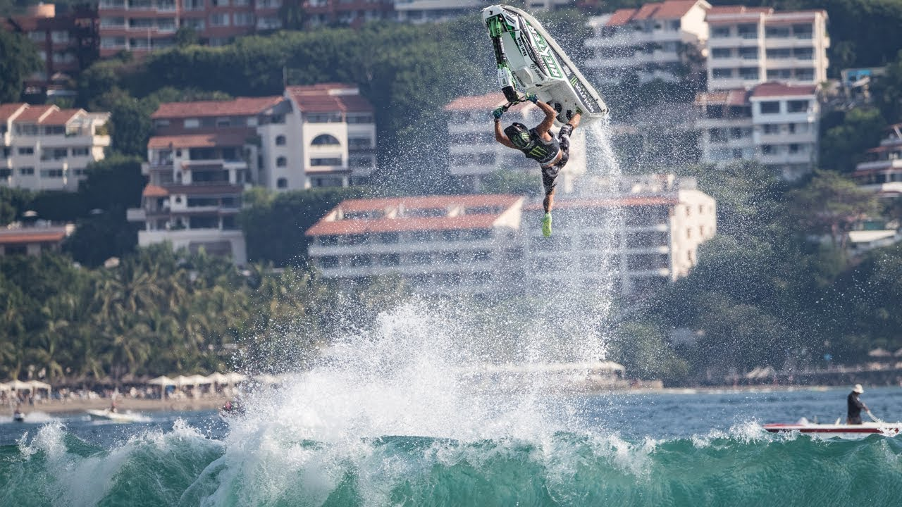 Monster Energy Freeride Series-  Jet Ski