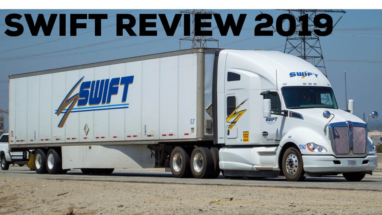 Swift Trucking Reviews >> Swift Transportation Driver Owner Operator Pay Review 2019 Youtube