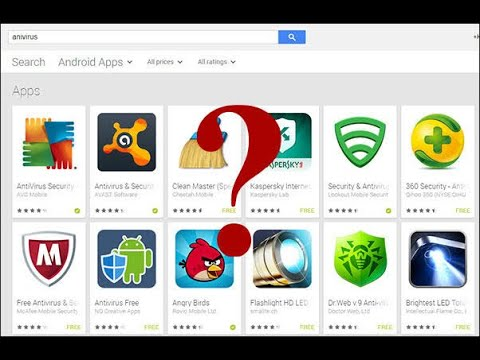 2019 Best ANTIVIRUS For Android No Ads