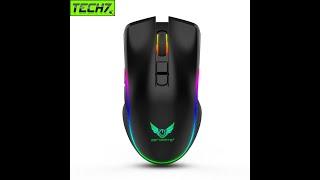 Chuột Không Dây Pin sạc T26 Gaming Mouse Type C