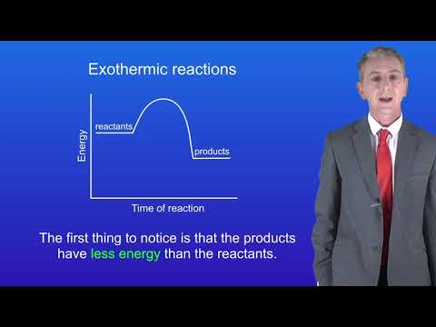 GCSE Chemistry (9-1) Exothermic and Endothermic Reactions