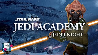 Jedi Knight: Jedi Academy PC Review | Second Wind Retro Star Wars PC Reviews