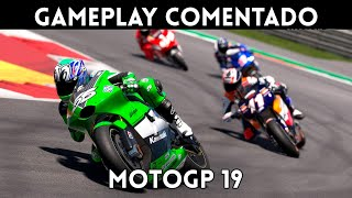 GAMEPLAY español MOTOGP 19 (PS4, Xbox One, PC)