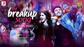 Gambar cover The Breakup Song - Ae Dil Hai Mushkil | Ranbir | Anushka | Pritam | Arijit I Badshah | Jonita
