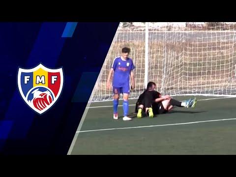 Cahul-2005 9-1 FC Ungheni // Divizia A, 3.11.2018