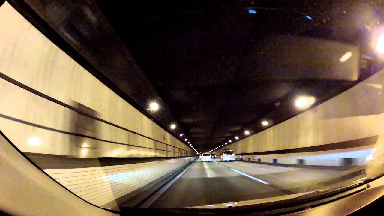 笹子トンネル上り 2012年11月24日 - YouTube