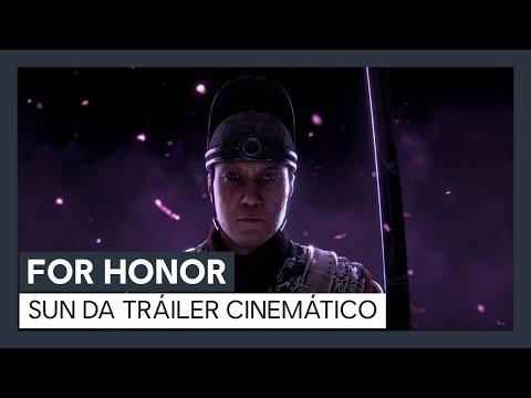 FOR HONOR - SUN DA TRÁILER CINEMÁTICO