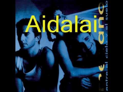 Mecano-Aidalai con letra