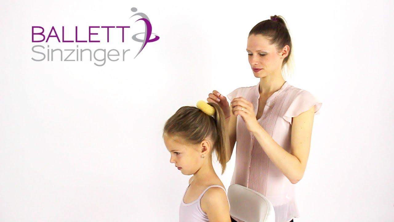 Frisur ballet dutt