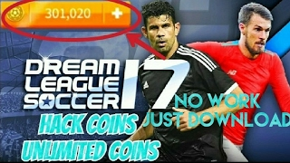 How to Hack Dream League Soccer 2017! · No Lucky Patcher · Coins Hack