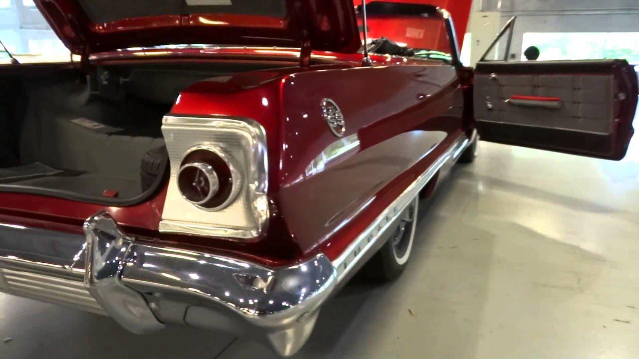 1963 Chevrolet Impala SS Convertible Gateway Classic Cars