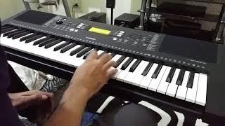 O Saaki Saaki Re Piano cover ( Musafir )