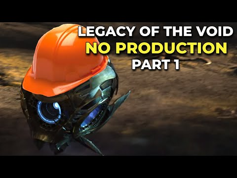 Legacy of the Void: No Building ANYTHING - Part 1 - GiantGrantGames Stream VoD |