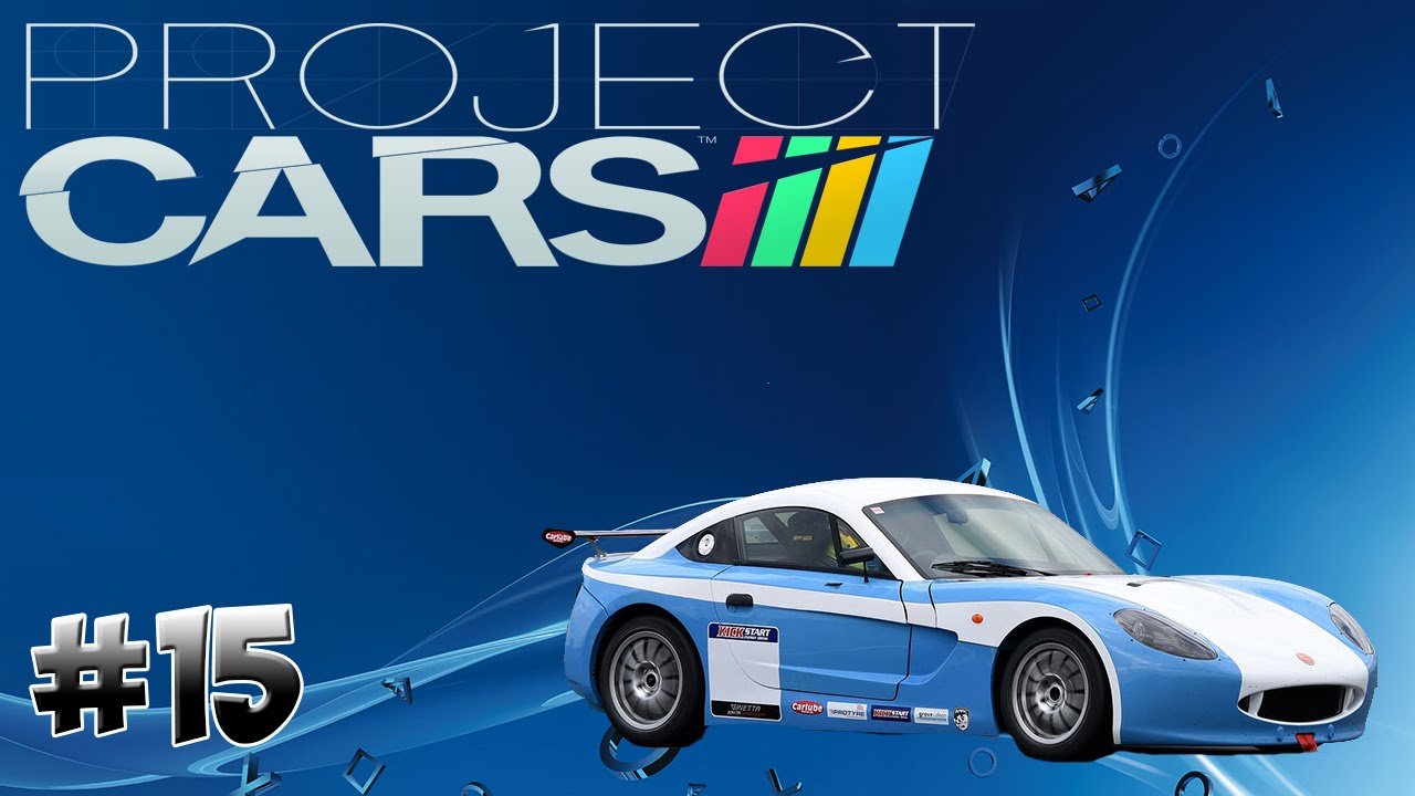 Mode De Carriere Project Cars