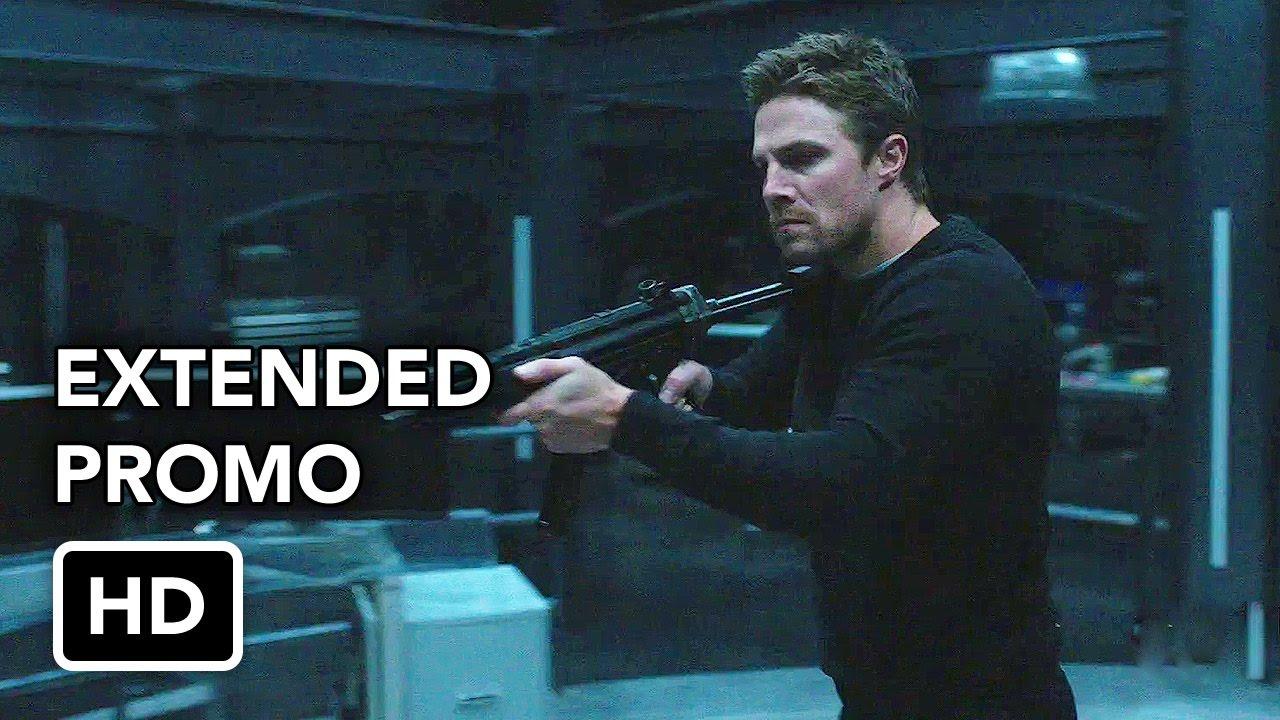 Arrow 5x20 Extended Promo