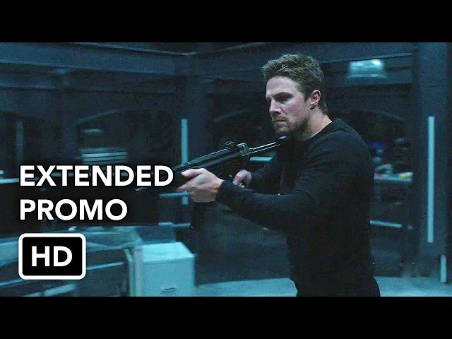 Arrow 5x20 Extended Promo Underneath (HD) Season 5 Episode 20 Extended Promo