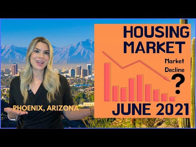 Phoenix Arizona Real Estate Market June 2021 | Celina Sells AZ
