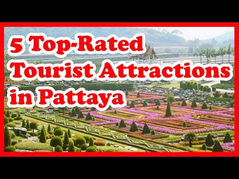 5 Top-Rated Tourist Attractions in Pattaya