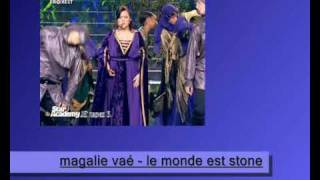 Magalie Vaé - le monde est stone (live)