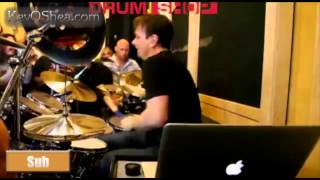 Advanced Drum Lessons | Gavin Harrison Linear Drum Fill
