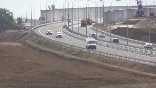 Ж-Д подходы Цементная слободка-автоподход Керчь.Вид с окна.