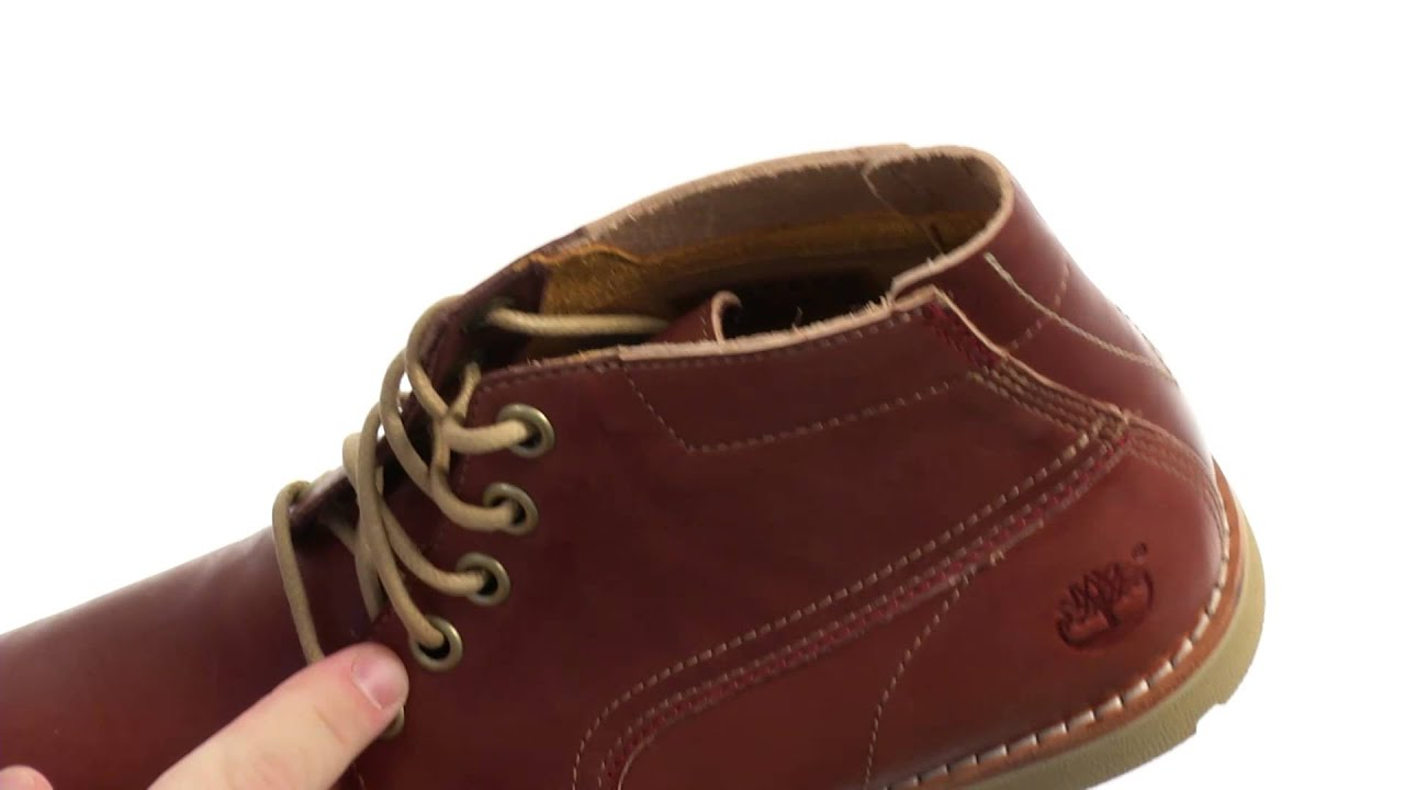 Timberland Earthkeepers® Rugged LT Chukka SKU:8452840   YouTube