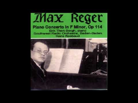 "Reger ""Piano Concerto"" Erik Then-Bergh/Hans Rosbaud Mp3"