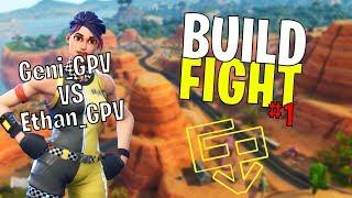 (PS4) FORTNITE BUILD FIGHT Ethan_GPV VS Geni_GPV