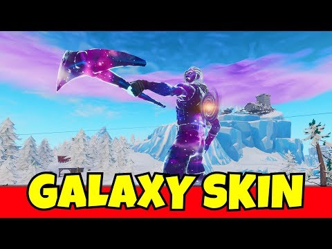 i USED every galaxy item in fortnite... (waste of money) thumbnail