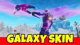 i USED every galaxy item in fortnite... (waste of money)