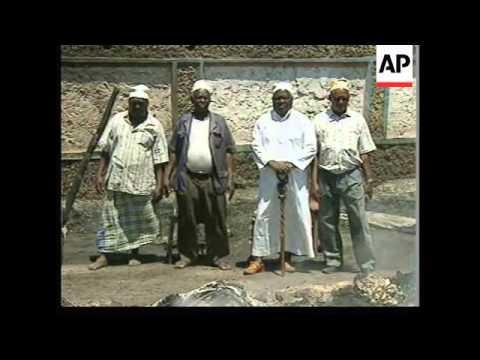KENYA: MOMBASA: AUTHORITIES ATTEMPT TO AVOID ECONOMIC CATASTROPHE