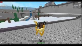 Roblox - Kitten Cannon Boarding