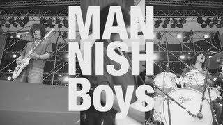 MANNISH BOYS(斉藤和義×中村達也) - 「Ma! Ma! Ma! MANNISH BOYS!!!」トレーラー