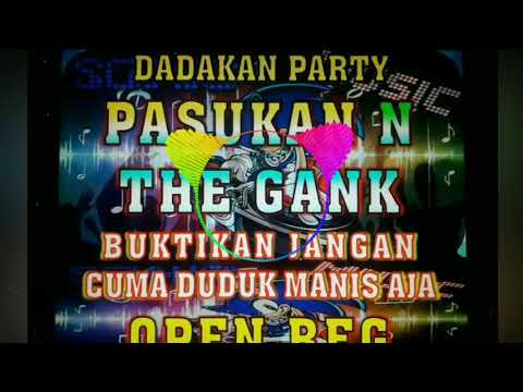 DJ ANGGA GRAHA POPPY DADAKAN PARTY PASUKAN N THE GANK