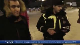 Тюменец остался без прав, хотя уверяет - шел пешком(, 2017-01-26T08:39:18.000Z)