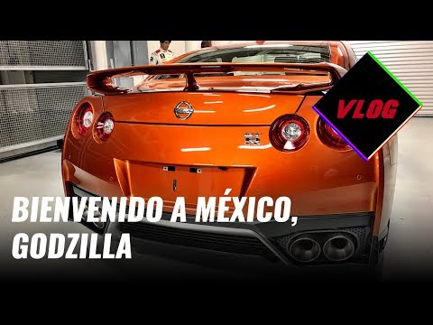 Nissan GT-R llega a México